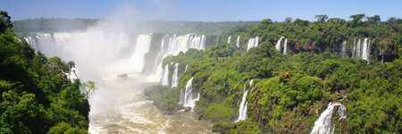 [Confira as fotos de Foz do Igua�u e a localiza��o dos hot�is e pousadas no mapa de Foz do Igua�u]