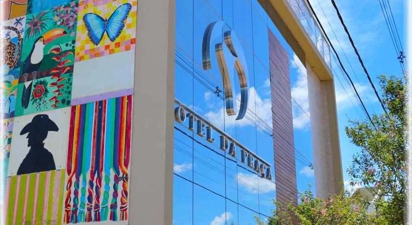 [Fotos Hotel Da Praça]
