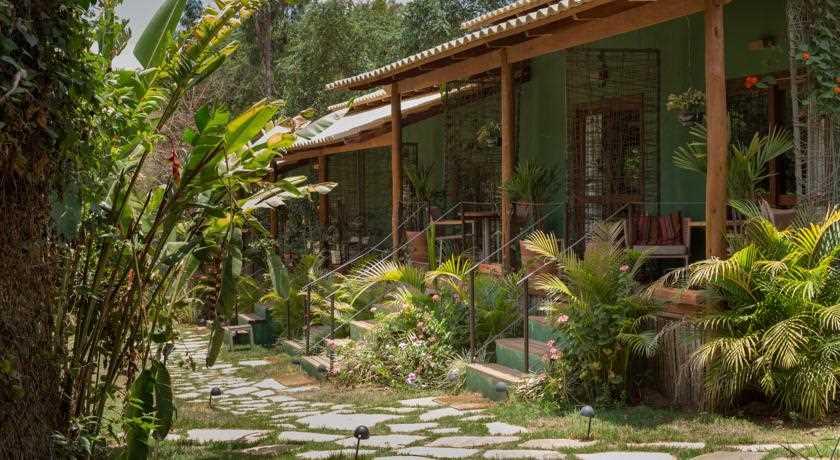 aade59273 Casa Da Lua Pousada em Alto Paraíso de Goiás, Goiás