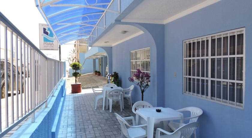 [Fotos Bombinhas Praia Apart Hotel - Unidade Bombas]