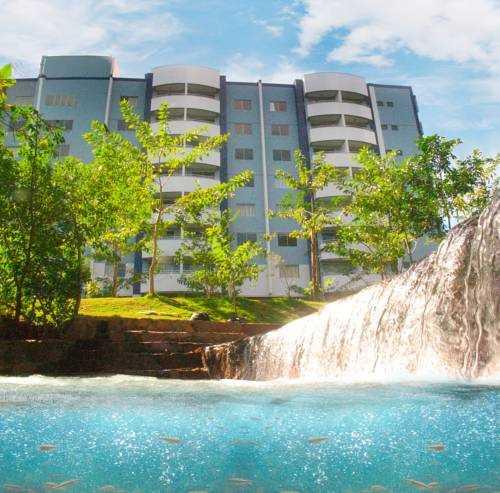 img hotel aguas da serra em rio quente goi s. Black Bedroom Furniture Sets. Home Design Ideas
